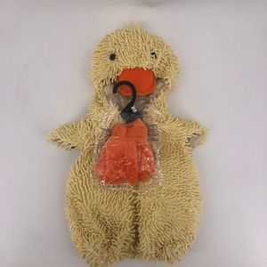 NWT Authentic Kids Duck Costume Baby 12 months Yel